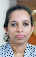Hollywood Private Hospital specialist Sivanthi Seneratne